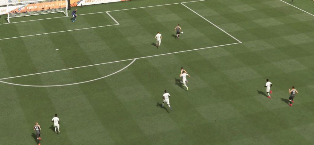 FIFA 21 Steilpass
