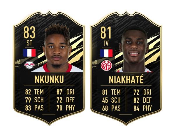 FIFA 21 Bundesliga TOTW 21