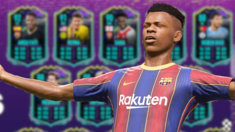 FIFA 21: Future Stars 2 ist jetzt live – Starke Bundesliga-Talente dabei