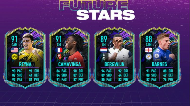 FIFA 21: Future Stars ist gestartet – Hier sind die neuen, starken Talente