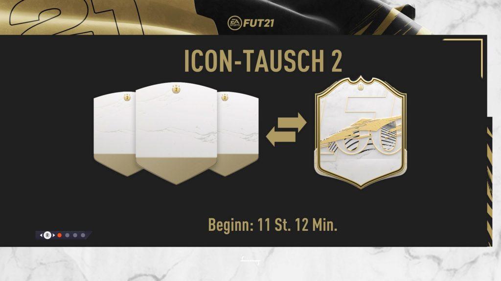 Icon Swaps 2 FIFA 21 Start