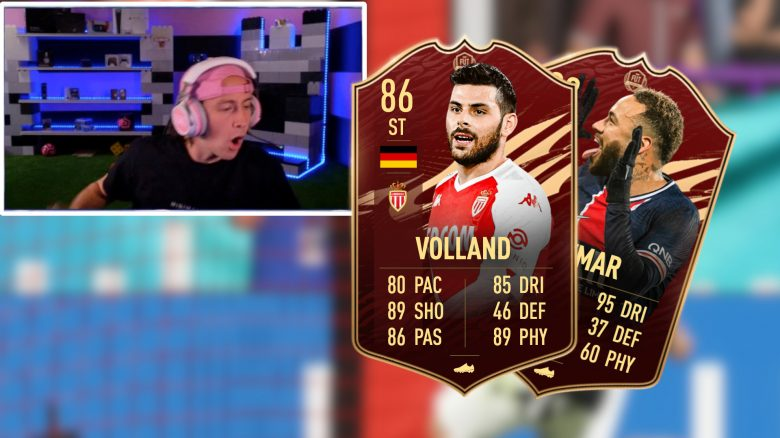 FIFA 21 Twitch Streamer Neymar Volland