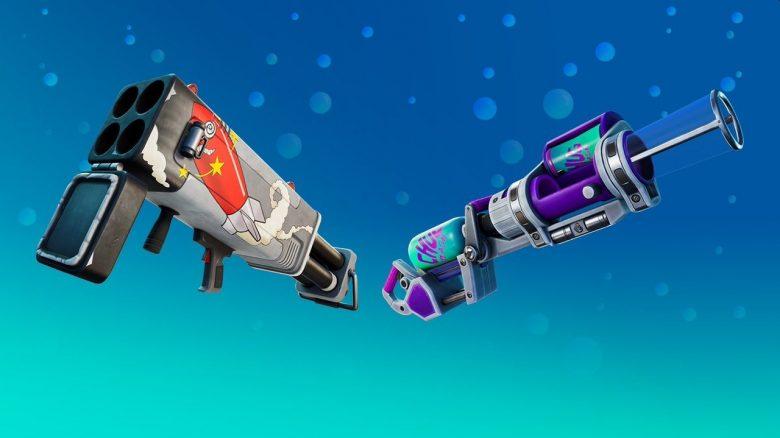 Fortnite bringt 3 neue exotische Waffen in Update 15.30 – Hier findet ihr sie