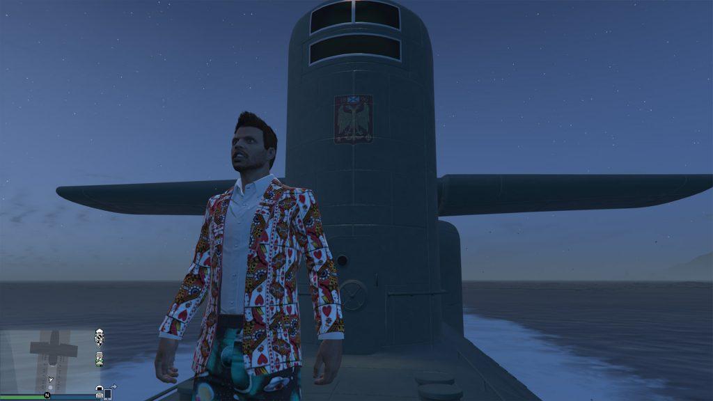 GTA Online Kosatka