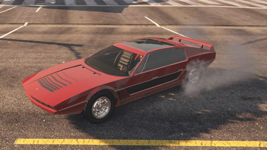 GTA Online Toreador 1