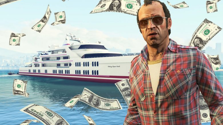 GTA Online Yacht Titel