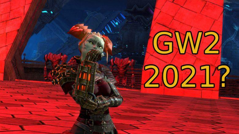 Lohnt es sich 2021 noch mit Guild Wars 2 anzufangen?