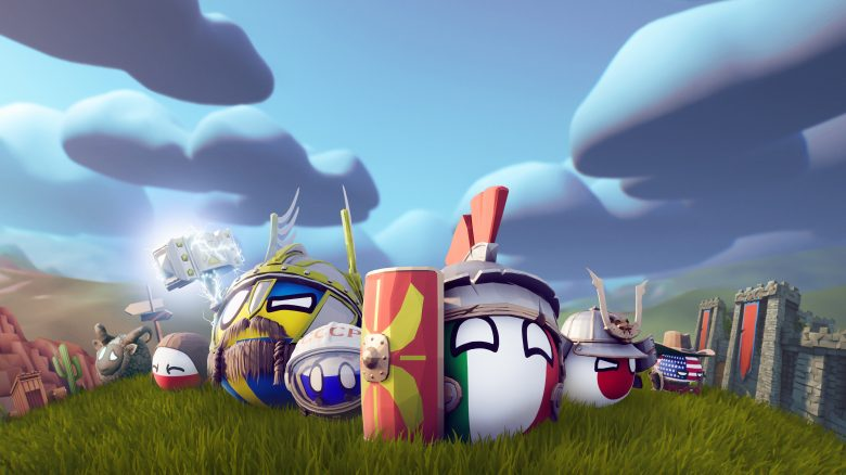Bang-On Balls: Chronicles – Die Countryballs sind los [Anzeige]