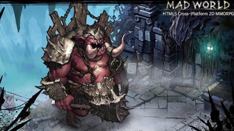 Sucht ihr ein MMORPG für überall? Mad World startet 2021 in eurem Browser