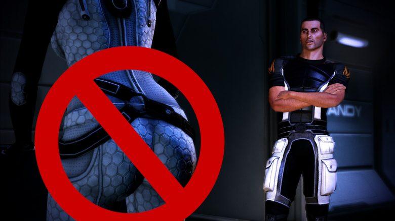 """Mass Effect: Das Remaster wird weniger sexy, ändert """"problematische"""" Szenen"""