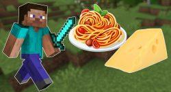 Minecraft Kaese und Spaghetti titel title 1280×720