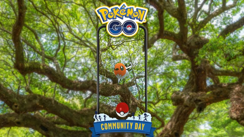 Pokemon GO Dartiti Community Day