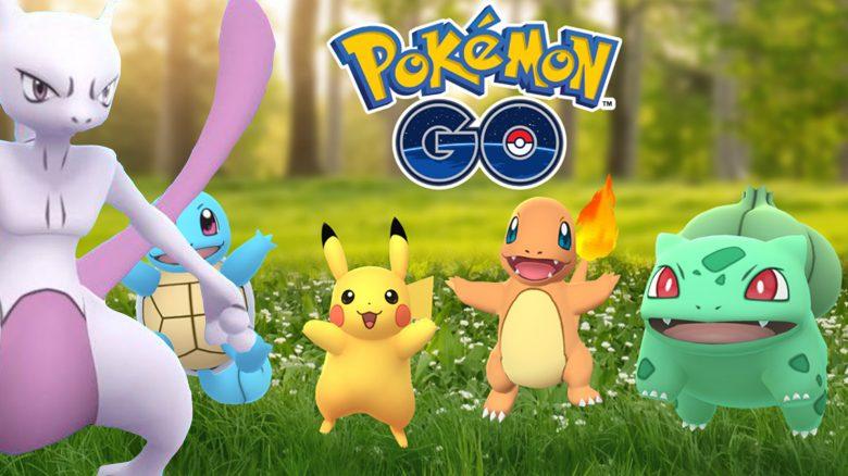 Pokémon GO Mewtu Kanto Titel