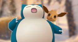 Pokemon GO Relaxo Bug