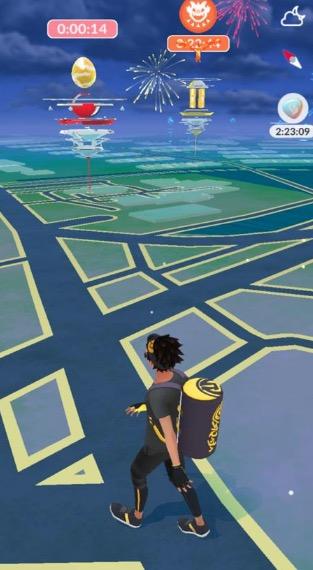 Pokemon Kanto tour