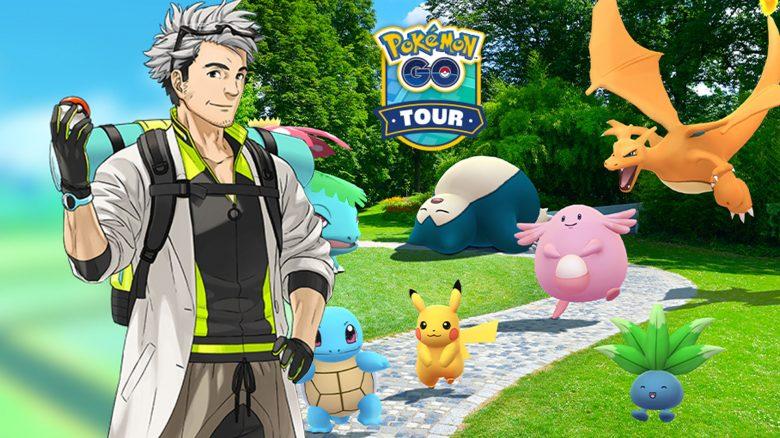 Kanto-Tour in Pokémon GO: Alle Spawns und Zeiten in der Übersicht