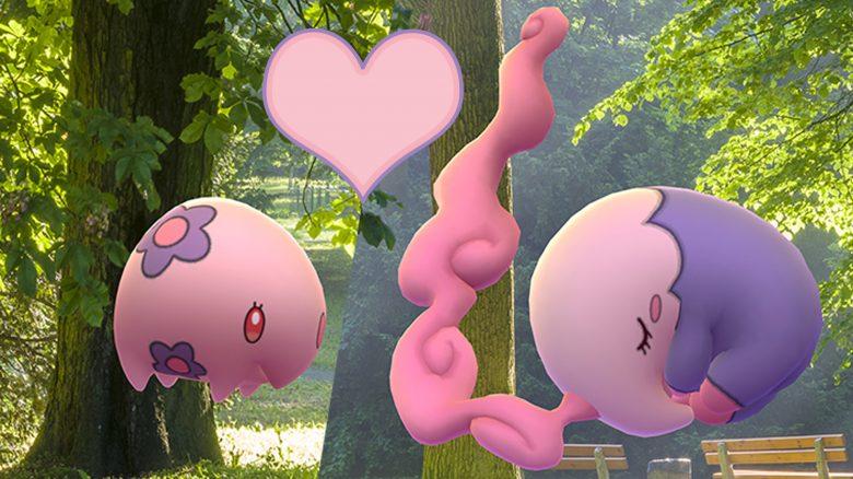 Pokémon GO feiert Valentinstag mit 2 neuen Pokémon und Fernraid-Geschenken