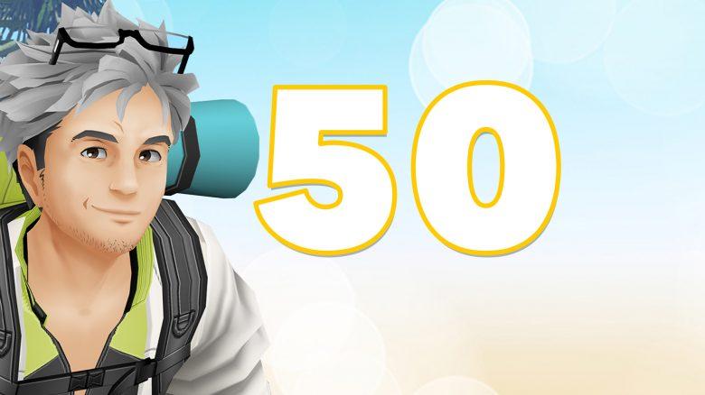 Pokémon GO: Diese Spezialforschung kriegen nur Trainer, die Level 50 erreichen