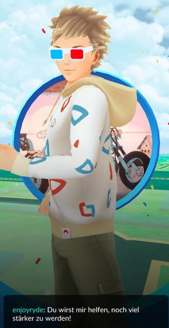 Pokemon GO Tour Herausforderer