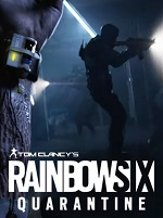 Rainbow Six Quarantine Packshot