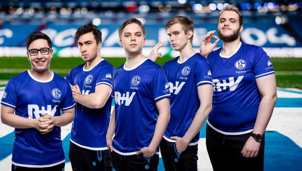 Schalke 04 Team
