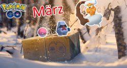 Pokemon GO Events März 2021