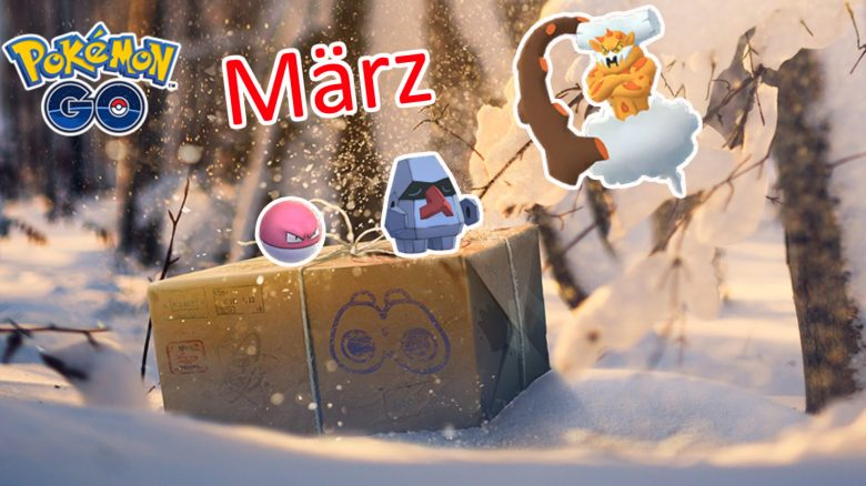 Pokemon GO Events März 2021