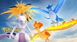 Pokémon GO: Heute Raid-Stunde mit Mewtu und Vögeln – Die besten Konter