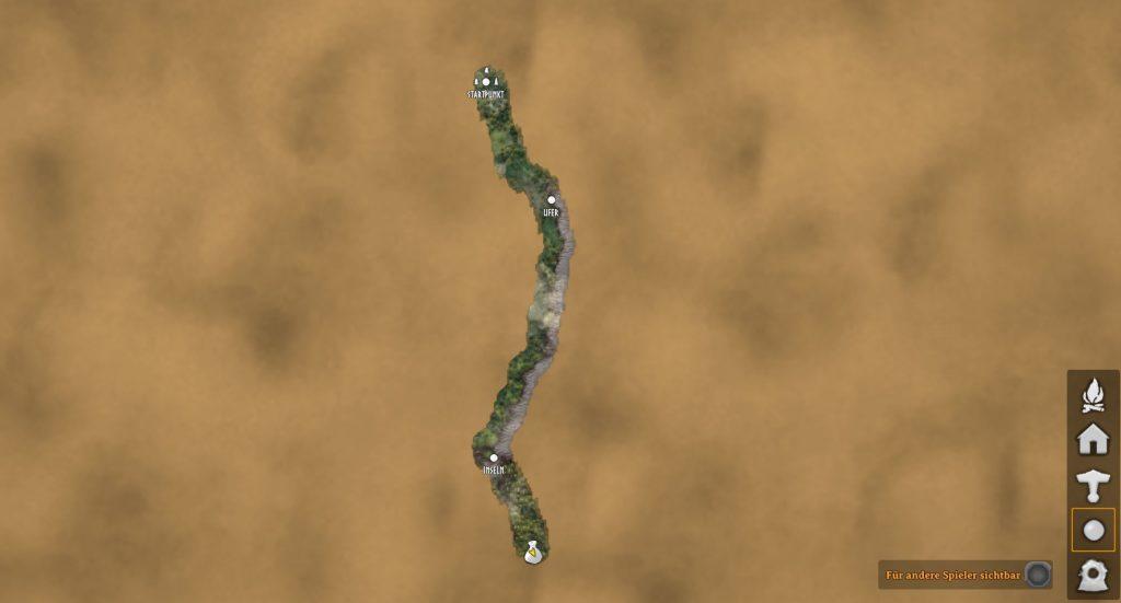 Valheim Händler Map weg