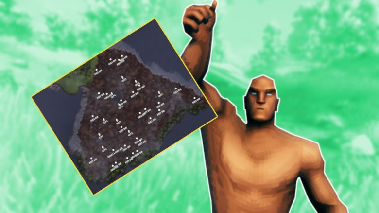 Valheim Map Seeds Titel