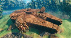 Spieler des Steam-Hits Valheim baut coolstes Schiff aus Star Wars nach