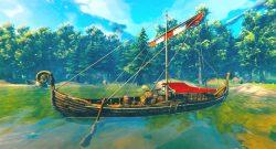 In Valheim gibt es ein geheimes Schiff, aber keiner weiß, wie man es legal bekommt