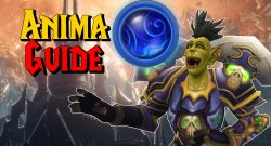 WoW Anima Guide titel title 1280x720
