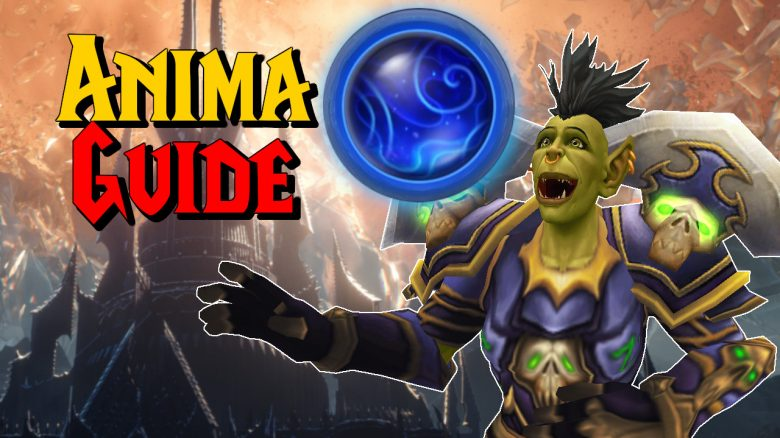 WoW Anima Guide titel title 1280x720