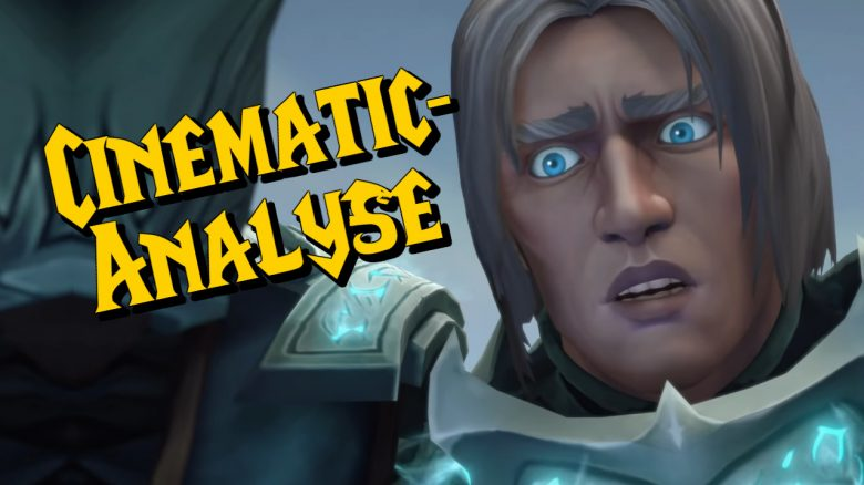 WoW Cinematic Analyse Anduin titel title 1280x720