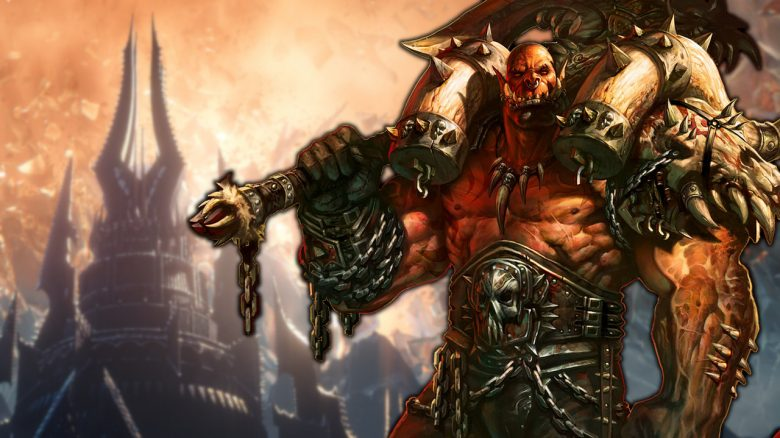 WoW Garrosh Hellscream Shadowlands titel title 1280x720