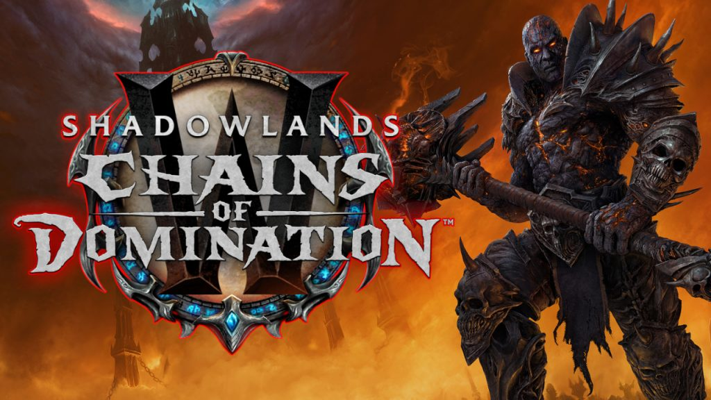 WoW Patch 91 Chains of Domination titel title 1280x720