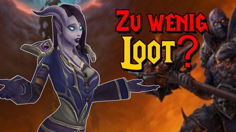 WoW zu wenig Loot titel title 1280x720
