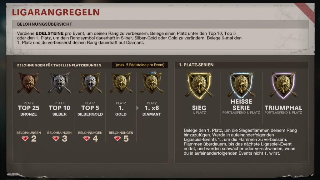 cod cold war ligaspiel modus embleme belohnungsübersicht