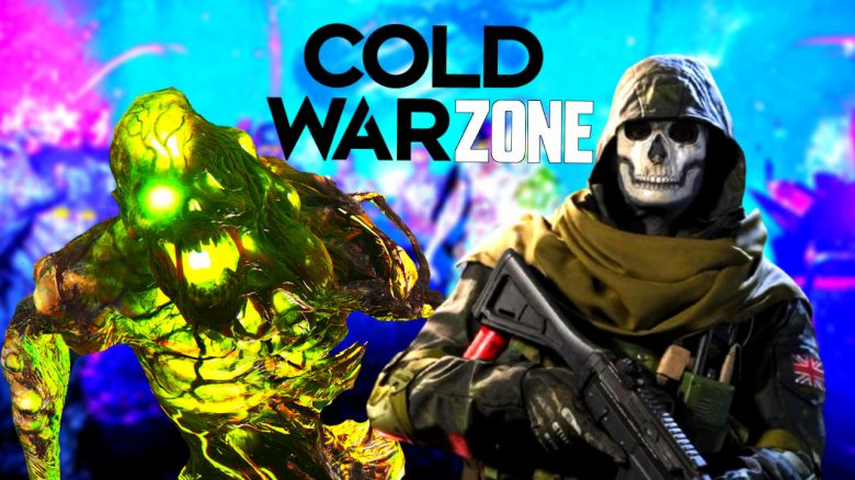 cod cold war warzone gemeinsames zombie event titel