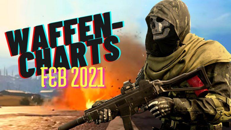 Die 10 beliebtesten Waffen in CoD Warzone im Februar 2021 – Mit den Setups der Spieler