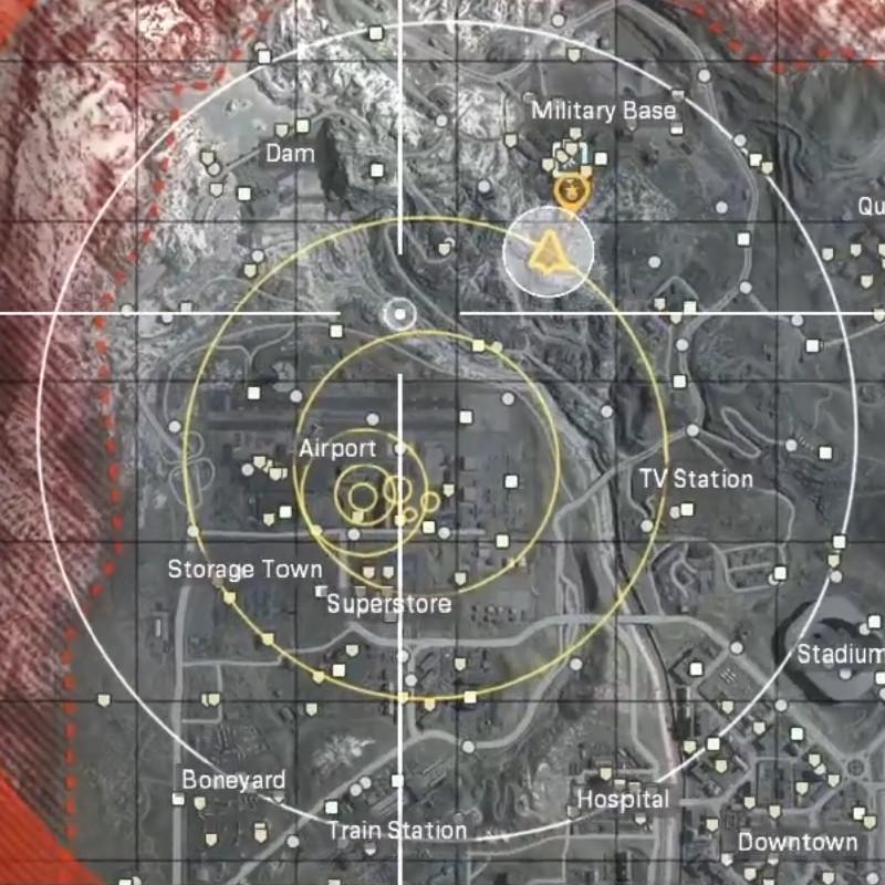 cod warzone komplette gas kreis vorschau foresight