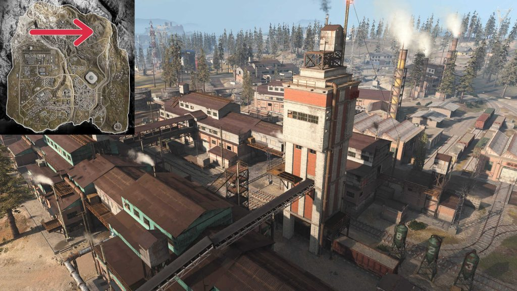 cod warzone map quiz bild 03 antwort Quarry