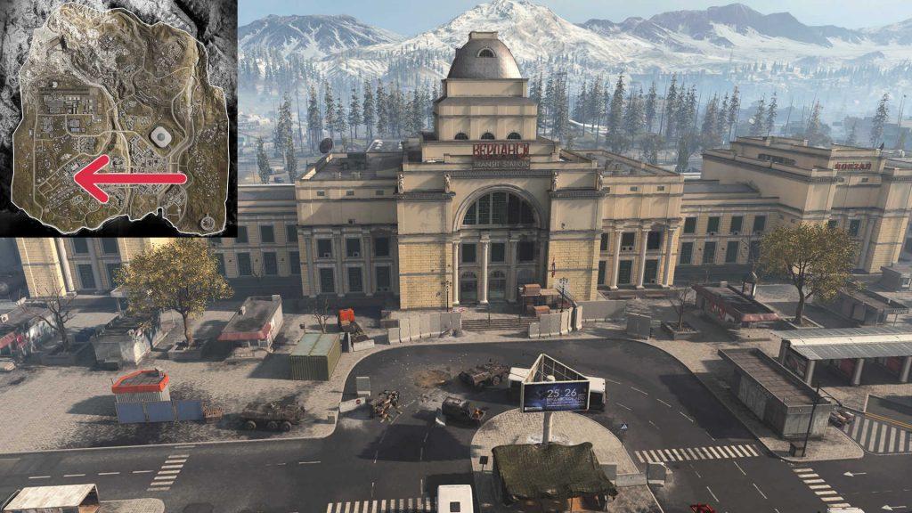 cod warzone map quiz bild 05 antwort Bahnhof
