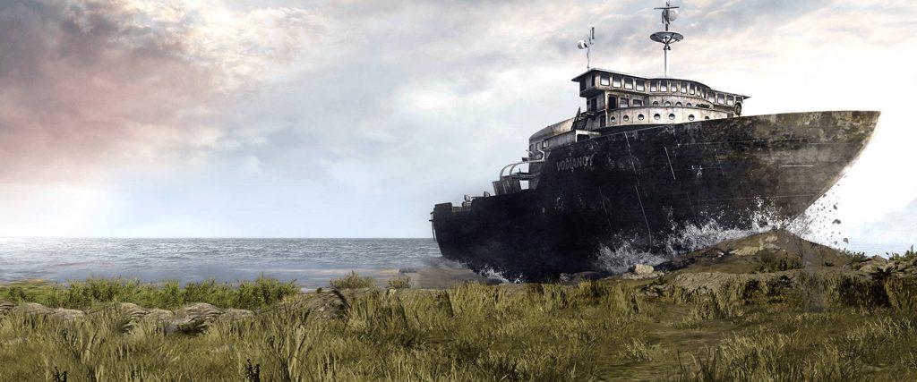 cod warzone neuer point of interest shipwreck