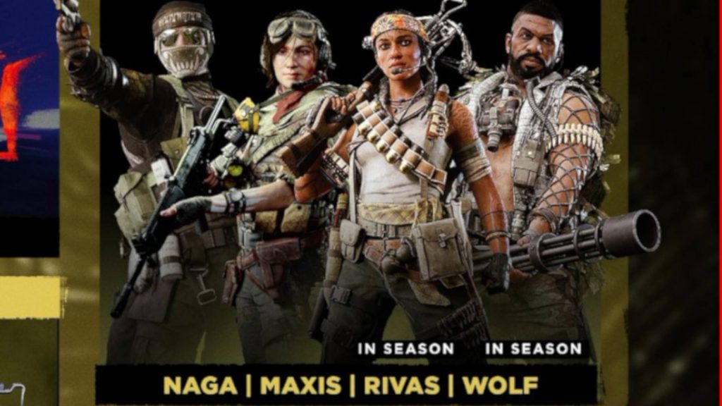 cod warzone season 2 neue operator