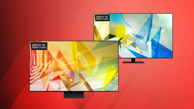 Top HDMI 2.1 4K TV bei MediaMarkt Samsung Superdeals mit Gratiszugabe