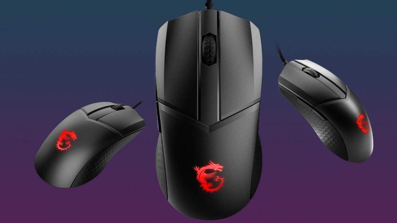 MSI CLUTCH GM41 Lightweight: Ultraleichte Gaming-Maus mit hoher Präzision jetzt verfügbar