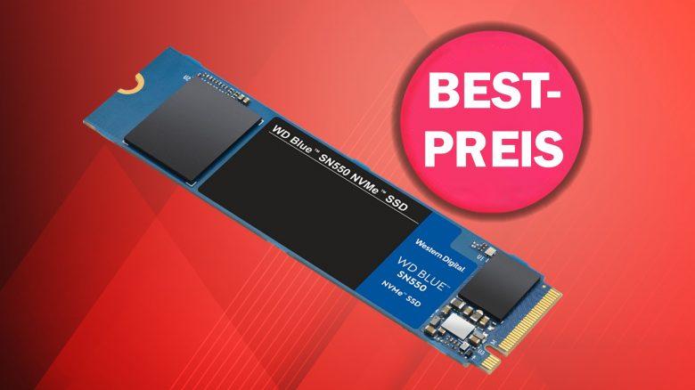 Schnelle SSD mit 1 TB zum absoluten Bestpreis für Neukunden bei OTTO
