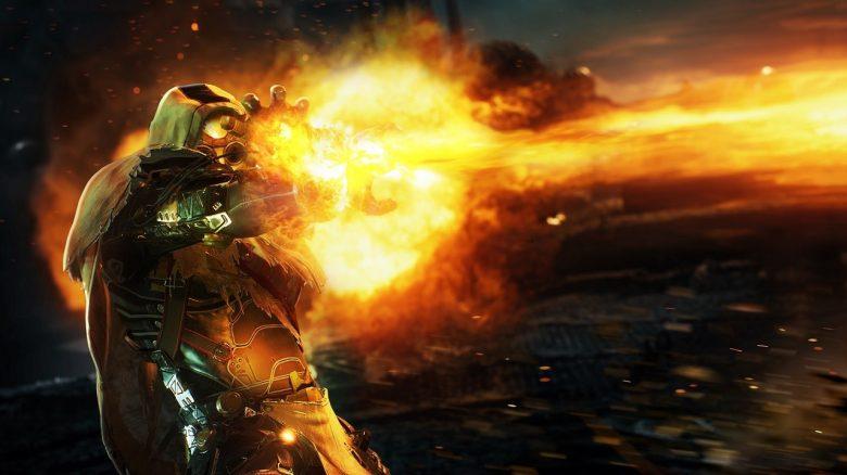Der Pyromant ist der verrückte Feuermagier von Outriders – So spielt er sich im Endgame